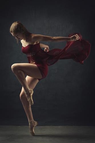 Ballet Senior Portrait