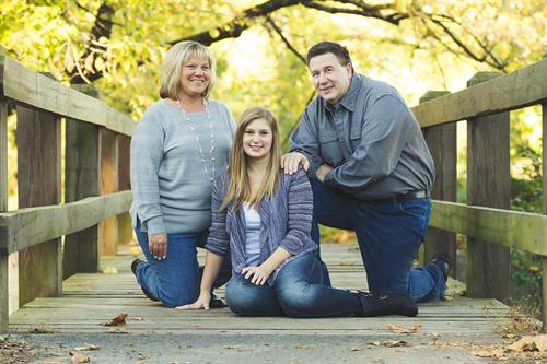 Grings Mill Family Photos