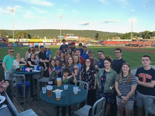 2018 Blue Marsh Family Night at the Reading Fightins