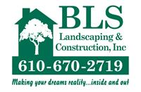 BLS Landscaping & Construction, Inc.
