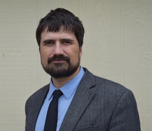 Jonathan Scaccia, PhD. CEO