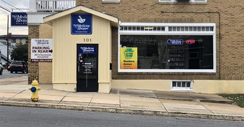 Medicine Shoppe of Shillington PA located at 101 W Lancaster Ave Shillington PA 19607