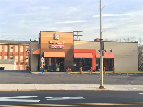 Surveying & Planning Services for Dunkin' locations in Kutztown, Fleetwood, & Leesport
