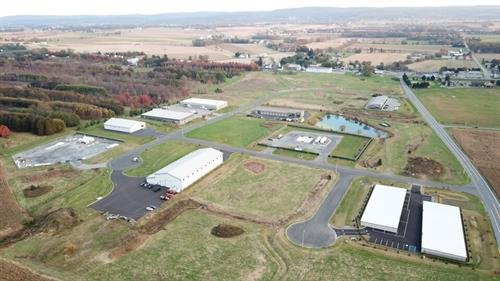 Land Development, NPDES, Stormwater Planning for multiple commercial and industrial business construction at Arrowhead Business & Industrial Park, Kutztown