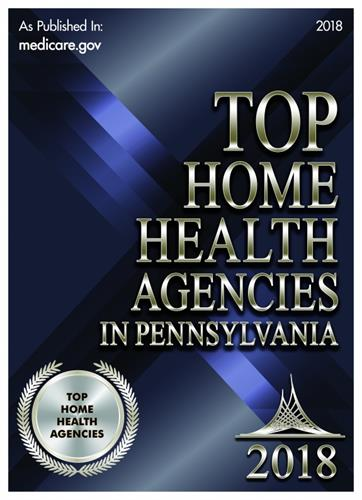 Top Home Health Agency PA 2018