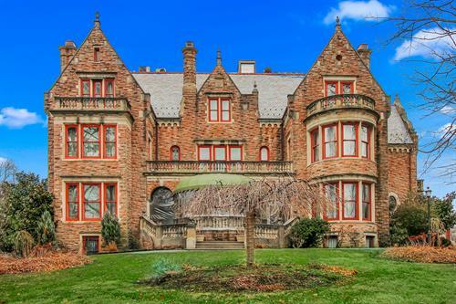 Main Mansion - Front Entrance