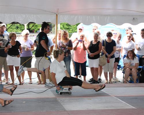 Belt Sander Race benefiting Multiple Sclerosis