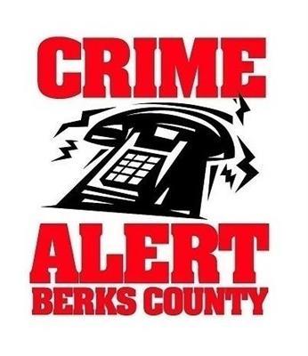 Crime Alert Berks County