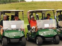 Swing Above Golf Tournament 2014