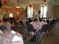 ViVA Catering at the Oheb Shalom Temple for a Bar Mitzvah - We can cater to the Venue of YOUR choice!
