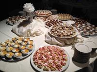 Elite Dessert Display at a wedding reception at the Reading Public Museum & Planetarium - ViVA Catering caters to the Venue of YOUR choice!