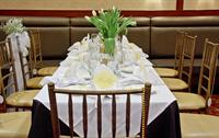 A Bridal Shower in ViVA's VIP Lounge - The perfect setting for an intimate or private event seating up to 50 guests.