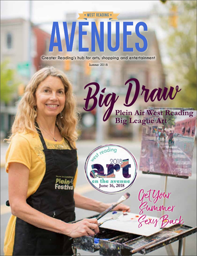 West Reading Avenues, A Magazine for the West Reading Community Revitalization Foundation