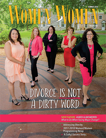 Women2Women, A Magazine for the Greater Reading Chamber Women's Initiative