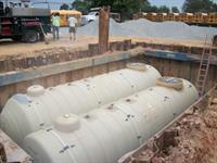UST Tank Installation