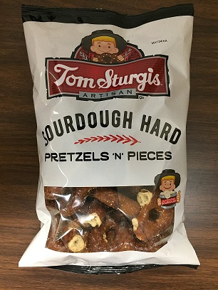 Our *NEW* Sourdough Hard Pretzels 'N' Pieces