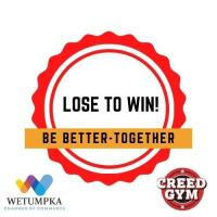 LOSE TO WIN! BE BETTER-TOGETHER HEALTH CHALLENGE