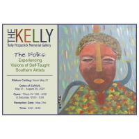 Opening Reception The Folks: Experiencing Visions of Self-Taught Southern Artists