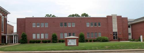 Education Building and Office Exterior