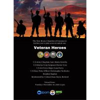 Bronx Chamber of Commerce Veteran Heroes