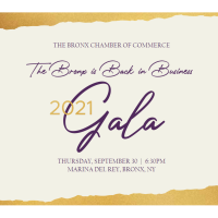 The Bronx Is Back In Business:  Bronx Chamber Hosts 18th Annual Gala