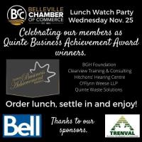 Chamber Lunch Watch Party ~ QBAA Winner's Circle Stories 2020