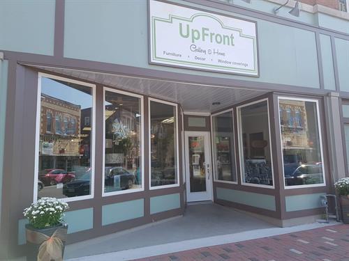 UpFront Gallery 313 Front St. Belleville