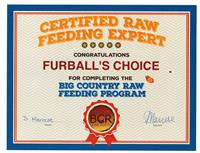 Certified RawFeeding Experts