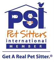 Official Pet Sitters International Member