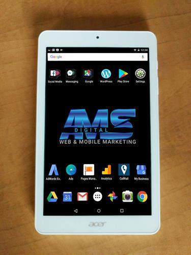 AMS Digital Tablet