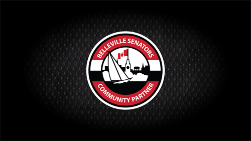 New corporate partnership tier grants community businesses marketing rights to a unique logo inspired by the team's secondary jersey logo. Learn more about partnering with the Sens today!