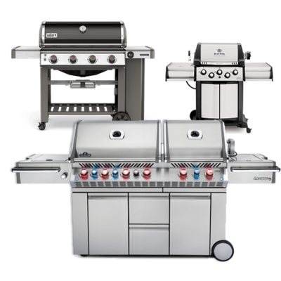 Natural Gas & Propane Grills