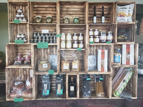 Local & Imported Food Boutique
