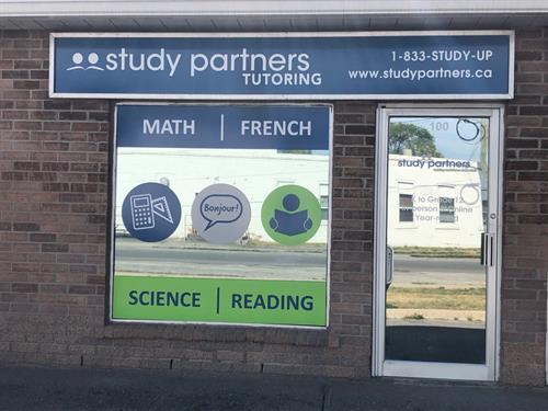 Outside Signage
