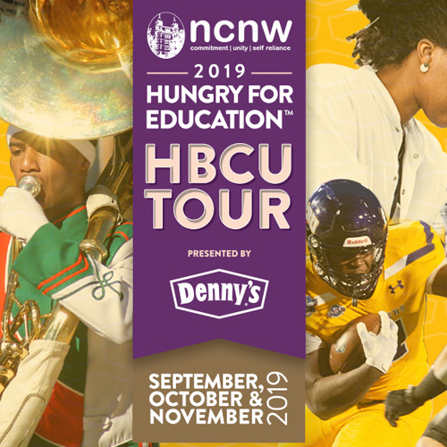 Denny's & NCNW - Event planning, management and activation