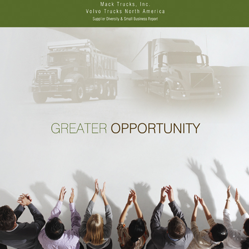 Volvo Supplier Diversity Report - Design and Production