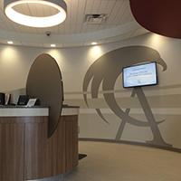 Battleground Financial Center - interior