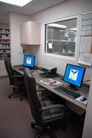 Doctor's Work Area