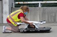 Atrium Health Wake Forest Baptist Begins Delivering COVID-19 Vaccines via Drone with UPS Flight Forward