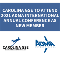 CAROLINA GSE TO ATTEND 2021 ADMA INTERNATIONAL ANNUAL CONFERENCE AS NEW MEMBER