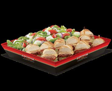 Half Platter with Salad