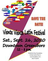 Viente Viente Latin Festival