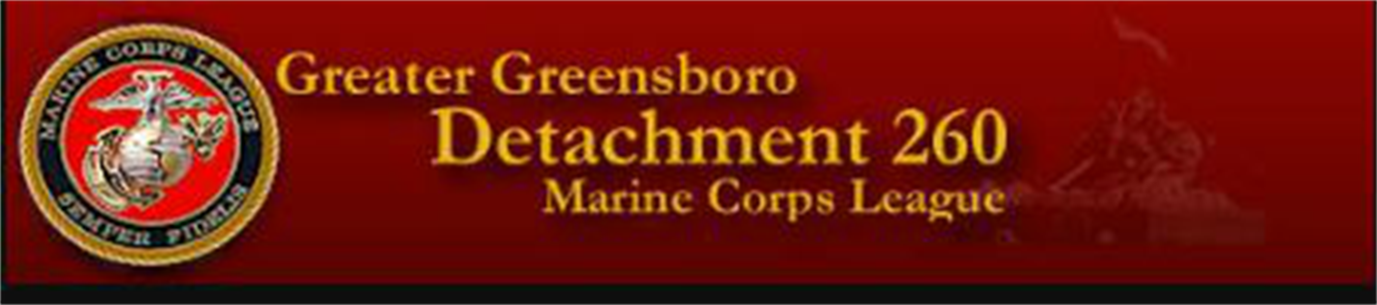 Greater Greensboro Detachment 260 Marine Corps League