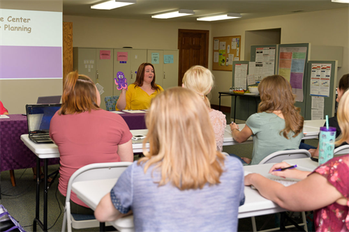 Therapists Continuing Education/Training