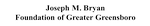 Joseph M. Bryan Foundation of Greater Greensboro