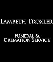 Lambeth-Troxler Funeral & Cremation Service