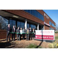 Carter Bank & Trust opens its new Midtown Commercial Banking Office  in Greensboro, North Carolina