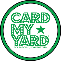 Card My Yard Fuquay-Varina