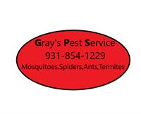 Gray's Pest Service