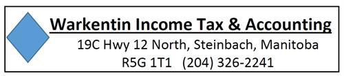 Warkentin Income Tax & Accounting